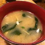 39079746 - 味噌汁
