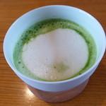 ICOU - 抹茶ラテ