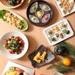 和ぎ - 料理写真:笑顔満菜バイキング