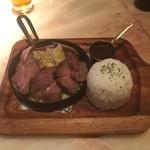 東京ドンナバル - 仔羊のジュージュー焼き
