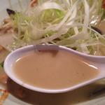 華みち - 鶏白湯