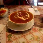 ラクスミ - 料理写真:チキンカレー・・・美味・・・