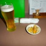 北角 - ビールと