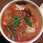 唐朝刀削麺 - サンラー刀削麺
