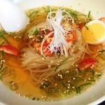 冷麺処 伸 - 冷麺850円