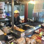 徳山商店 - ママさんめちゃめちゃ愛想が良い♡
