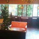 Cafe MOCO - 店内2F