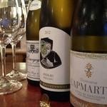 お肉とワイン 関内ビストロ ZIP - 厳選ワイン