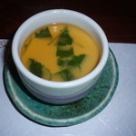 寿し屋の小平治 - 茶碗蒸し