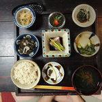 3909918 - ラフテー定食