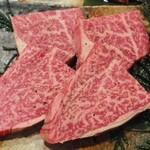 肉のきっしゃん - 特選ヒレ…シャトーブリアンと書いてましたが