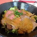 NIGIRO CAFE Stella - ステーキ丼