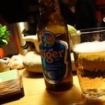 ウトト - 2014年12月 タイガービール【500円】