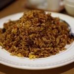 東京穆斯林飯店 - 牛肉チャーハン