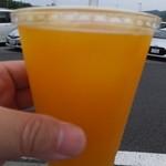 中井パーキングエリア 上り - セミノールジュース