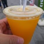 中井パーキングエリア スナックコーナー - ドリンク写真:セミノールジュース
