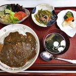 カレーハウス - 料理写真:カツカレー(大盛り)