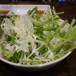 すみび焼肉 Da-Wa - ☆シャキシャキサラダ☆