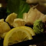 麹屋 - 穴子の活〆(時価)