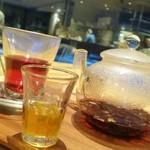 Botanical Garden SARU CAFE - ハーブティー☆