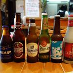 K. - 世界のビール