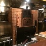 39099370 - 肉を焼く窯
