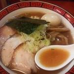 39099603 - 特豚中華そば 麺大盛