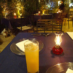 BISTRO FAVORI - テーブル・セッティング
