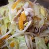 花織そば - 料理写真:海人そば