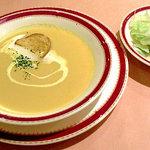 狐狸庵 - スープ&サラダ