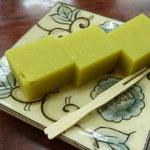 舟和 - 芋ようかん 120円