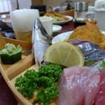 料理自慢の小さな和風宿 旅館きどぐち - 料理写真: