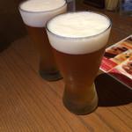 エアポートグリル&バール - スカイエール670円