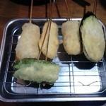Kushikatsudengana - 5本セット