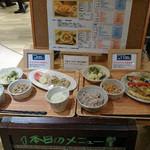 丸の内 タニタ食堂 - ランチは2種類のみ