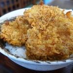森田屋食堂 - 料理写真:ソースカツ丼