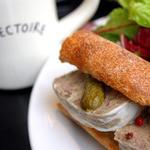 レフェクトワール - パテのサンドイッチ