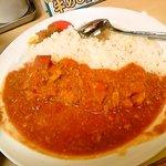 松屋 - 無化調のフレッシュトマトカレー