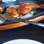 39110428 - カァマデヌセットのミート(チキン)お味しっかり系