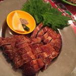 ベトナム屋 DZO! - 塩漬け豚バラ肉の揚げ焼き❤︎