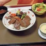 39111312 - ステーキ丼