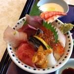 39111575 - ミニ海鮮丼