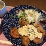Cafe★dining LiLii Park - チキン南蛮プレート