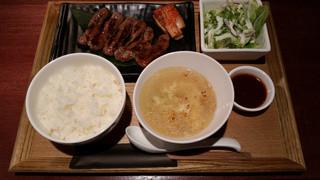 Bullseye - カルビ焼き定食