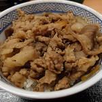 吉野家 - 牛丼、380円