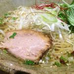 天雷軒 九段下 - 醤油拉麺