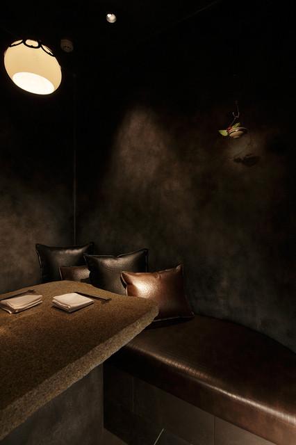 宇田川 紫扇 - 隠し小部屋の2名様用 プライベート個室