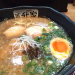 39115236 - 倉敷煮干しラーメン(700円)