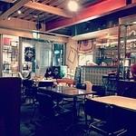 ノース・サイド・カフェ - 秘密基地的