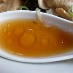39116049 - 和だし正油冷し麺